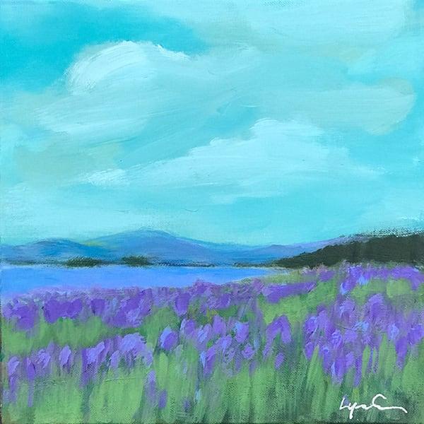 Flower Field Art | lynnericson-fine-art.com