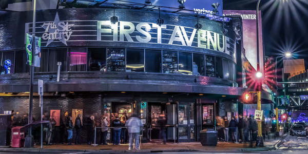 First Avenue 3 Photography Art | William Drew Photography