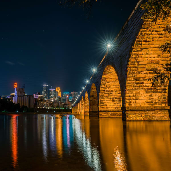 The Mill The City The Bridge Photography Art | William Drew Photography