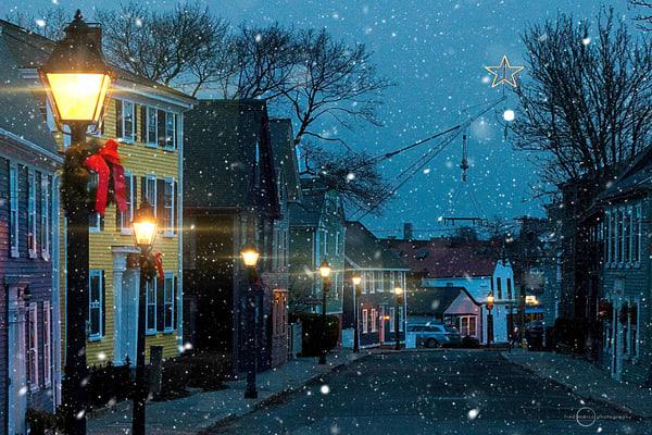 State Street Snow