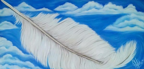 Hoke Freed Spirit 18x28 Art | Friday Harbor Atelier