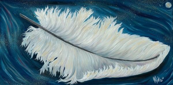 Hoke Pamela   Moon Feather Art | Friday Harbor Atelier