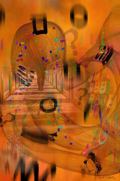 covid, bold, colorful, texas, san antonio, fiesta, music, guitar, contemporary, abstract, fine art, art