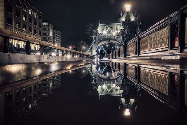On Reflection… Art | Martin Geddes Photography