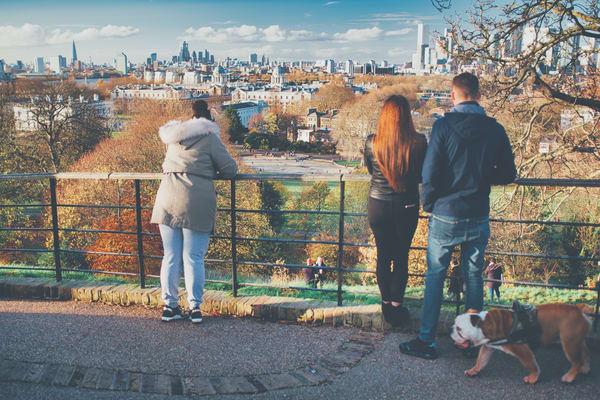 London Vista From Greenwich Art | Martin Geddes Photography