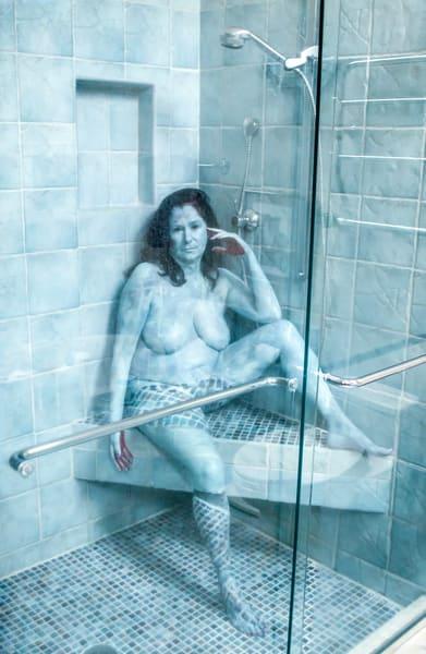 2019  Shower  Massachussetts Art | BODYPAINTOGRAPHY