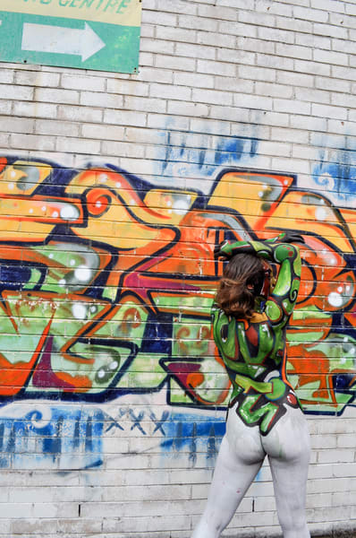 2009 Graffiti Australia Art | BODYPAINTOGRAPHY