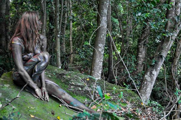 2009 Forest Australia Art | BODYPAINTOGRAPHY