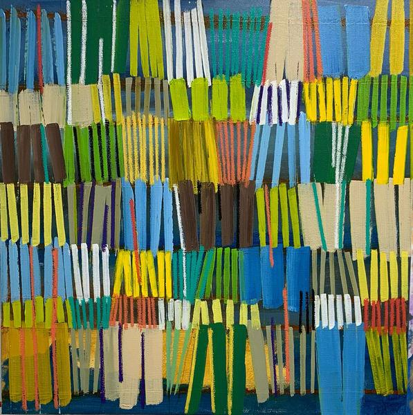 Pickets Art | Julie Brown Art