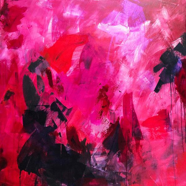 Rave (Original) Art | Jen Sterling LLC