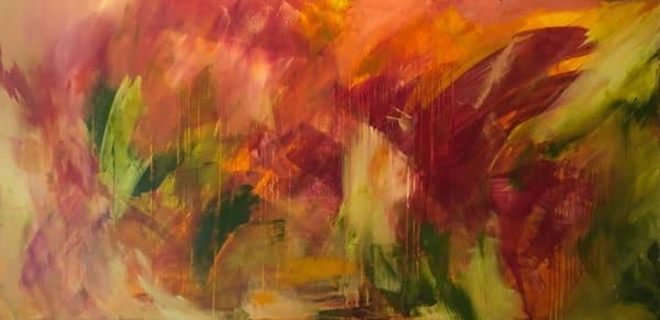 Cardinal Rule (Original) Art | Jen Sterling LLC