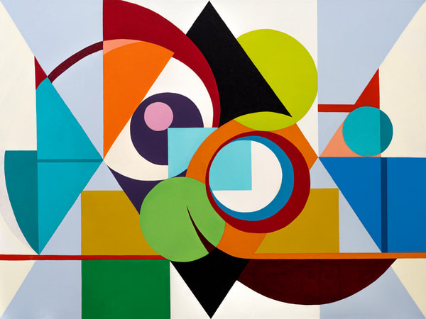 Harmonic Vibration Nine Art | Debra Wuliger