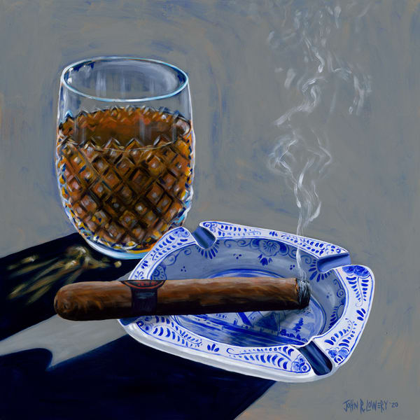 Still life paintings by Texas artist, John R. Lowery - for sale as art prints.