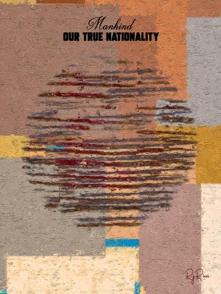 Mankind Art | R.j.Ricci Art