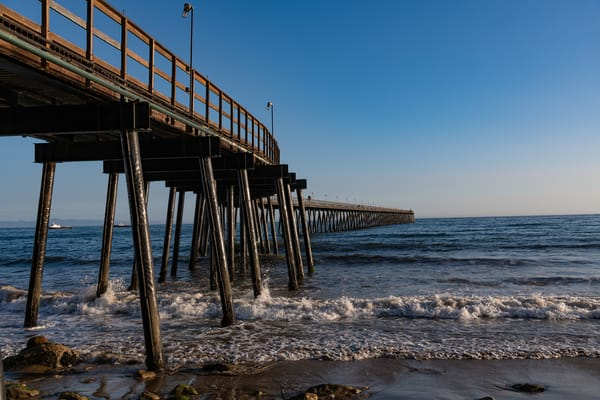 Pier and Pacific
