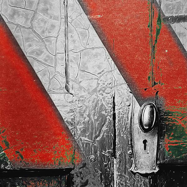 Doorknob Art   R.j.Ricci Art