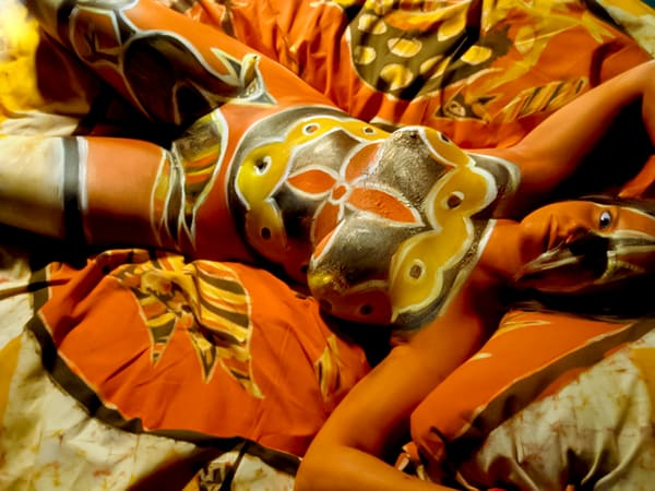 2010 African Tapestry Massachussetts Art | BODYPAINTOGRAPHY