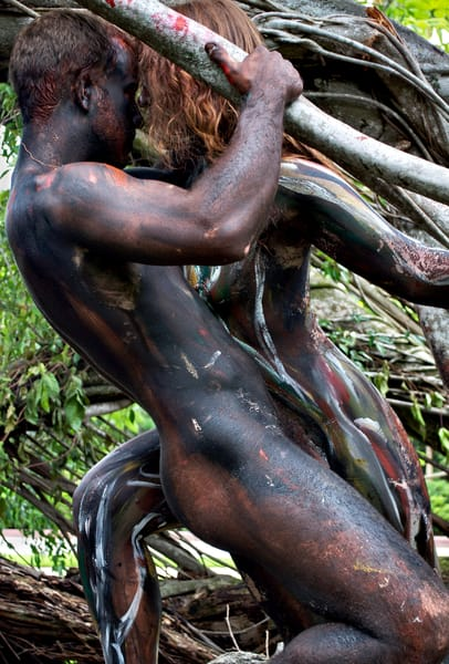 2010  Intertwined.Roots  Florida Art | BODYPAINTOGRAPHY
