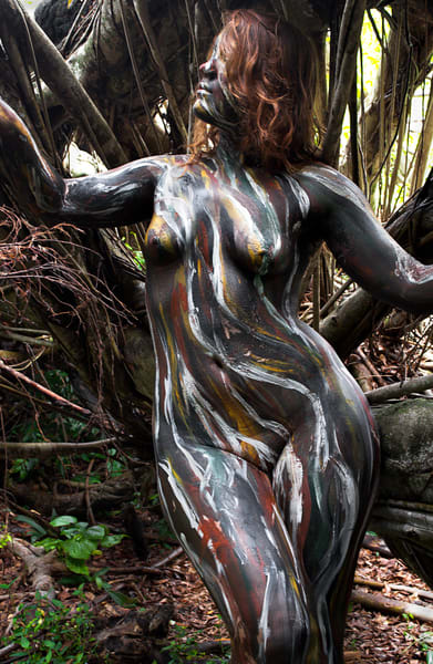 2010 Roots  Florida Art | BODYPAINTOGRAPHY