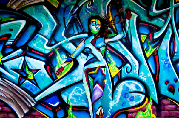 2010 Wakeboarding Stadium Graffiti Florida Art | BODYPAINTOGRAPHY