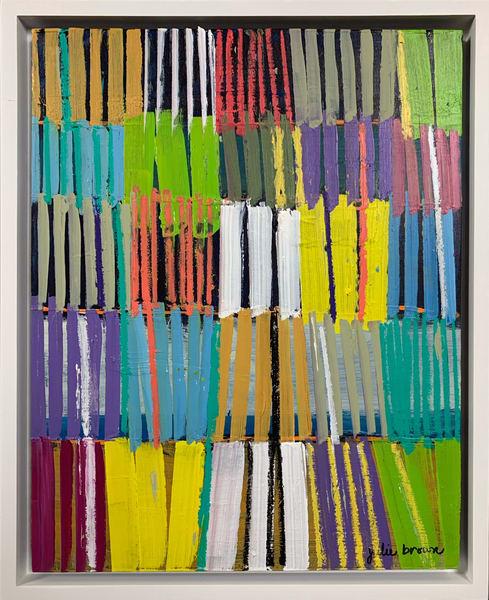 Lil' Pickets Art | Julie Brown Art