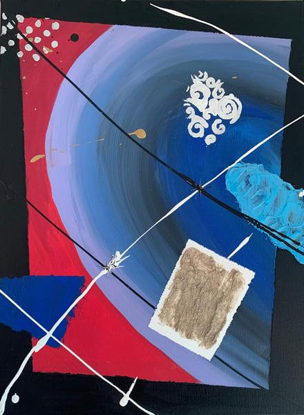Comet Art | Courtney Einhorn