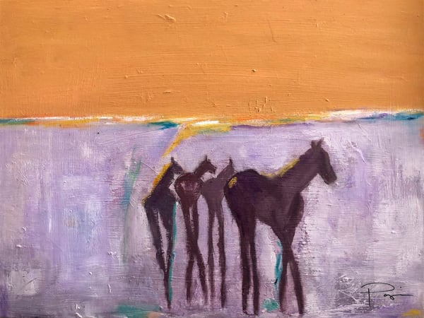 Kanaio Horses 3final Art | paigedeponte