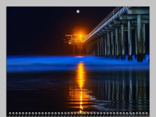 McClean Photography 2021 San Diego Calendar