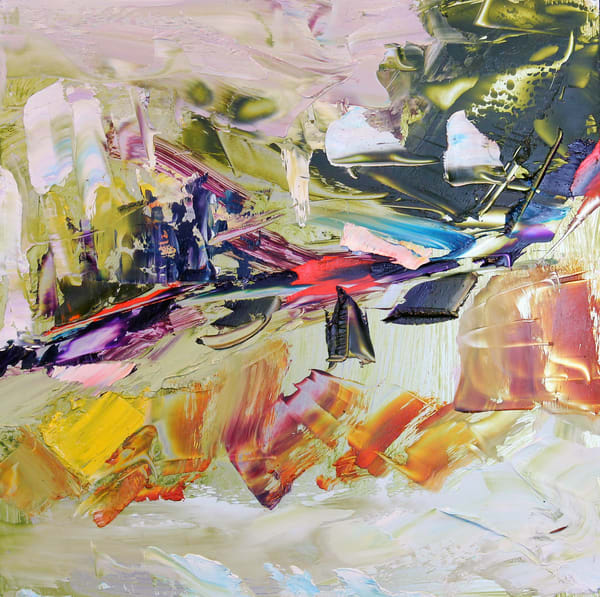 Lavelle Fine Artist | Nature Abstracted III