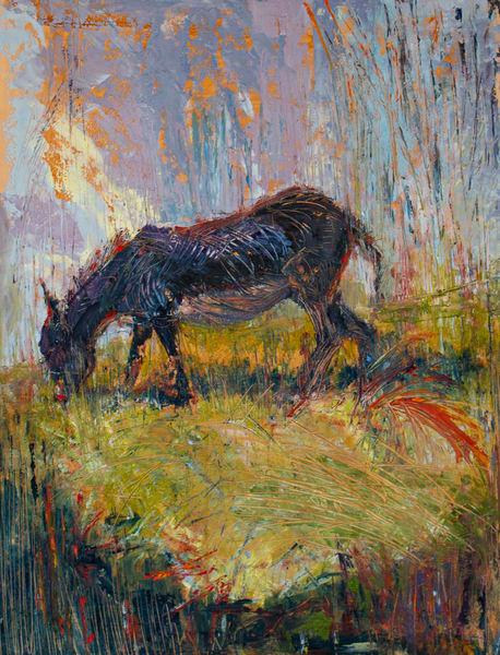 Lavelle Fine Artist   Irish Donkey