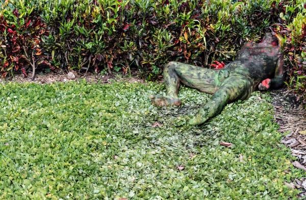 2017 Vizcaya.Garden Florida Art | BODYPAINTOGRAPHY