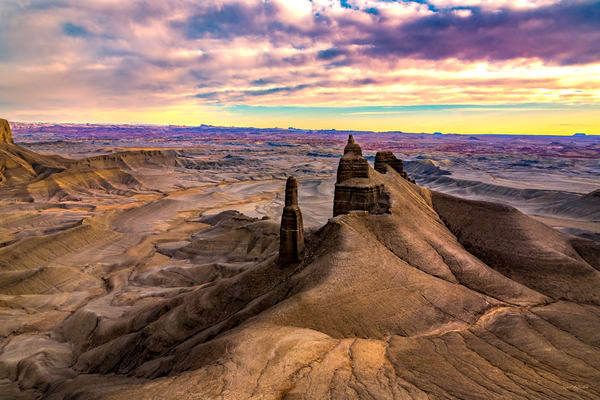 Castles In The Sand Photography Art | McKendrick Photography