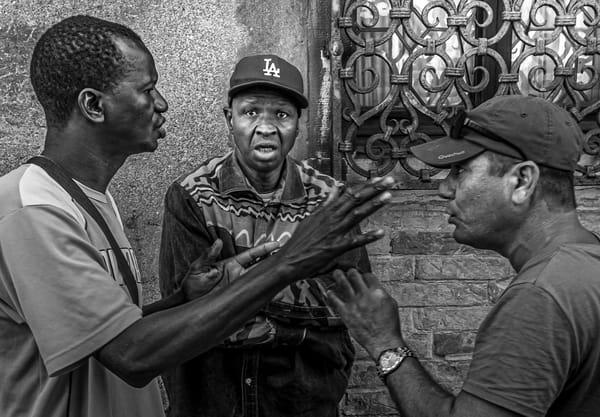 Surprise Disagreement Photography Art | Harry John Kerker Photo Artist