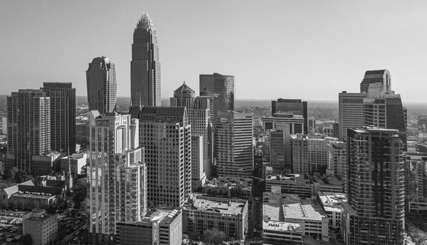 Downtown Charlotte, North Carolina Photography Art | Austin Marvel