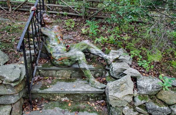 2017 Stone Steps Massachussetts Art | BODYPAINTOGRAPHY