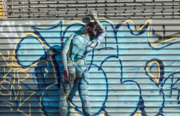 2017  Rip Grafitti  New York Art | BODYPAINTOGRAPHY