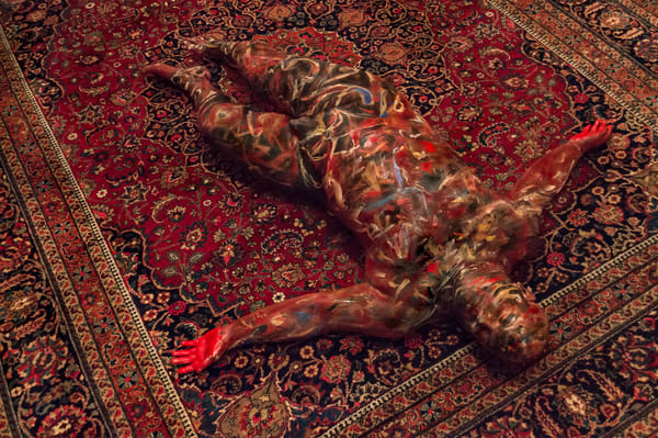 2017 Carpet Massachussetts Art | BODYPAINTOGRAPHY