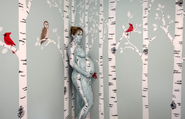 2017  Baby Room  Massachussetts Art | BODYPAINTOGRAPHY