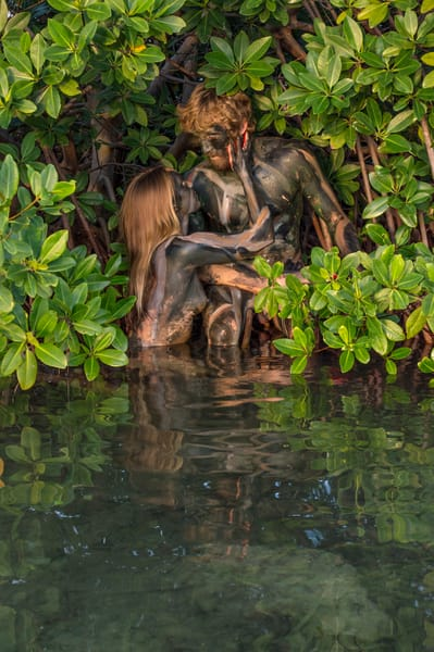 2016 Mangroves Florida Art | BODYPAINTOGRAPHY