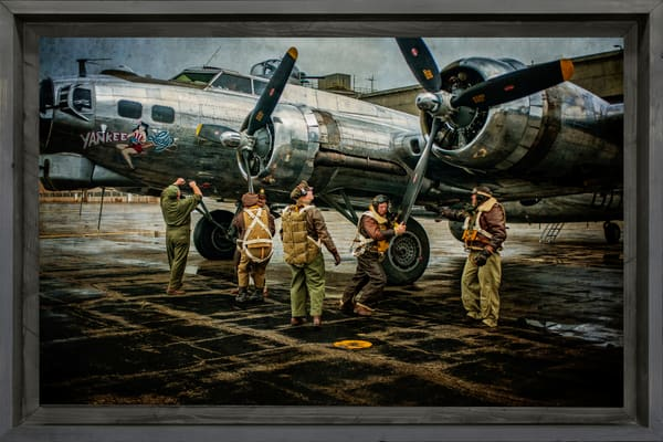 Dressing The Engines Photography Art | Ken Smith Gallery
