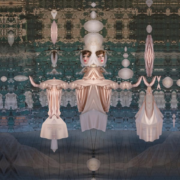 Marsha Carrington surreal figurative photograph