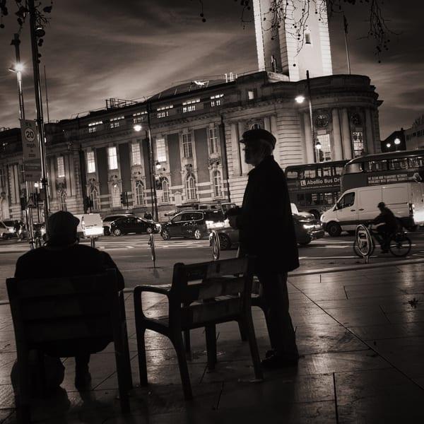 Brixton In Lockdown Art | Martin Geddes Photography