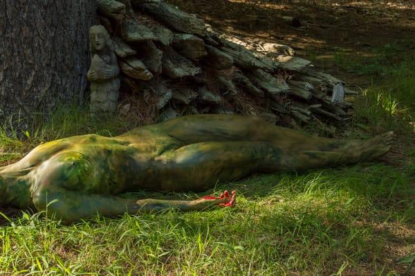 2014   Grass   Massachusetts Art | BODYPAINTOGRAPHY