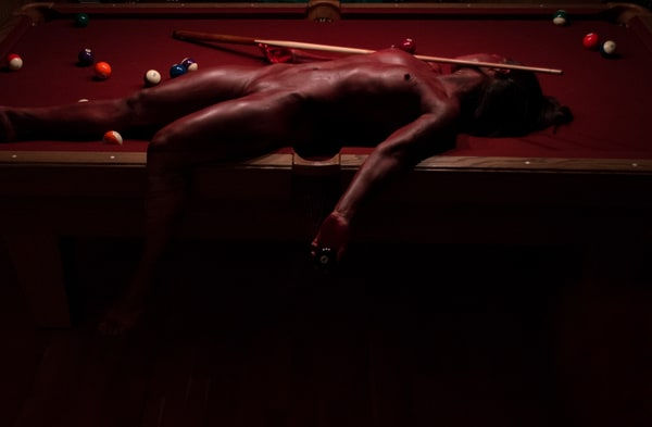 2014 Pool.Table Massachussetts Art | BODYPAINTOGRAPHY
