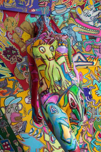 2014 Zoobinites New York Art | BODYPAINTOGRAPHY