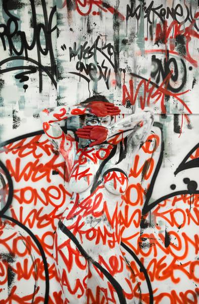 2015 Asek.Graffiti Florida Art | BODYPAINTOGRAPHY