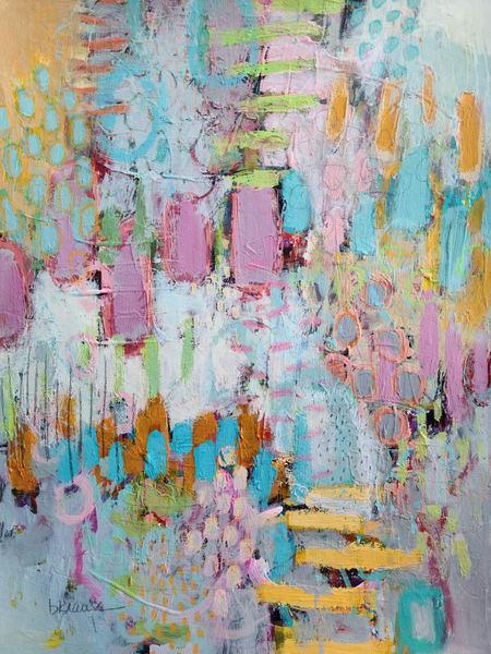 What Matters Most Art | Betty Krause Art