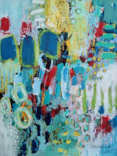 Rewind Time Art | Betty Franks Art