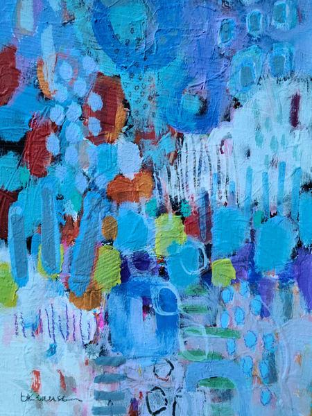 Friendship Flowers 30 Art | Betty Franks Art
