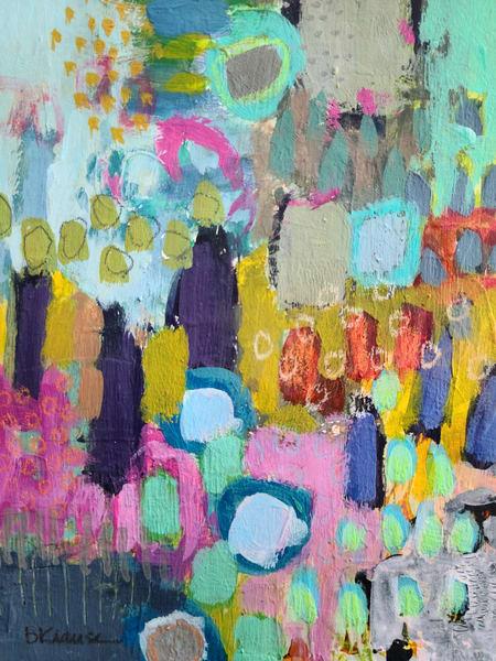 Friendship Flowers 25 Art | Betty Franks Art